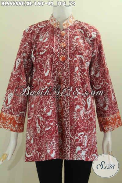 Pusat Baju Batik Online Jual Busana Batik Wanita Model