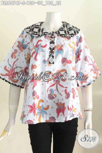 Jual Baju Batik Wanita Terbaru Busana Batik Modern yang Bikin