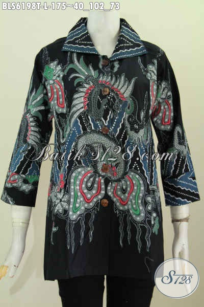 Model Batik Tulis, Model Batik Warna Hitam