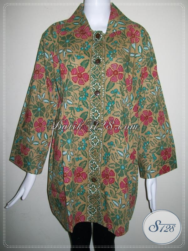 BLS662CT XXL 150 atasan batik wanita gemuk, ukuran jumbo besar big size xxl,Model Baju Wanita Ukuran Xxl