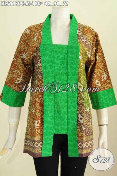 Model Baju Batik Kutu Baru Modern Yang Multi Fungsi 2019 2020 Baju