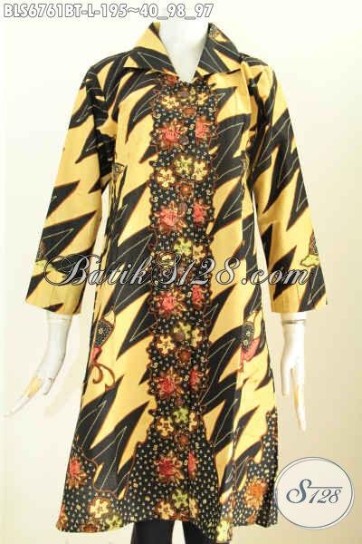 Baju Batik Atasan Wanita Murah 1c55aa9940
