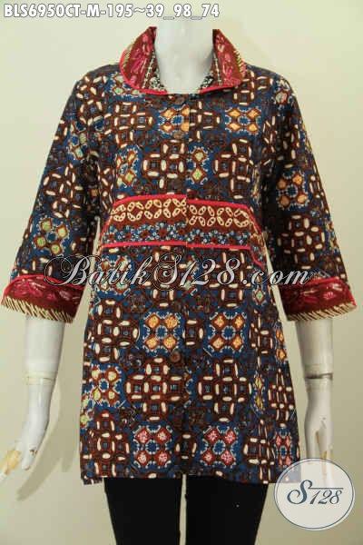 Toko Batik Online Jual Grosir Eceran Baju Batik Wanita Modern