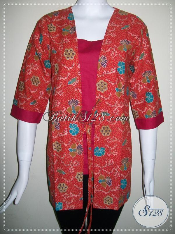... Kualitas Bagus - Baju Batik Pria Dan Wanita - Baju Batik Pria Dan