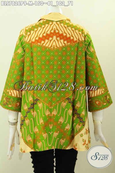 Gambar belakang batik wanita modern