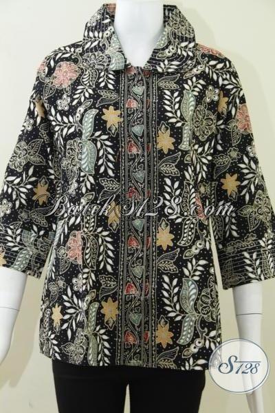 Baju BAtik Handmade Motif Fashionable Dan Memikat [BLS811CT-M]