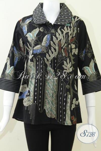 Blus Batik Tulis Kesukaan Istri Pejabat Dan Pengusaha Sukses Baju