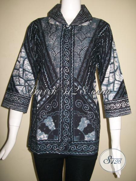 Baju Batik Tulis Wanita Terkini Model Baru [BLS830T-M]