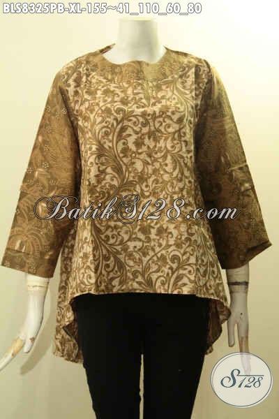 Model Baju Batik Kerja Wanita Terbaru 0029a08e92