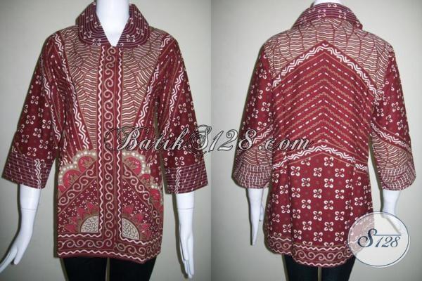 Toko Online Batik Murah,Toko Online Batik Trend Tahun 2014 [BLS834T-L]