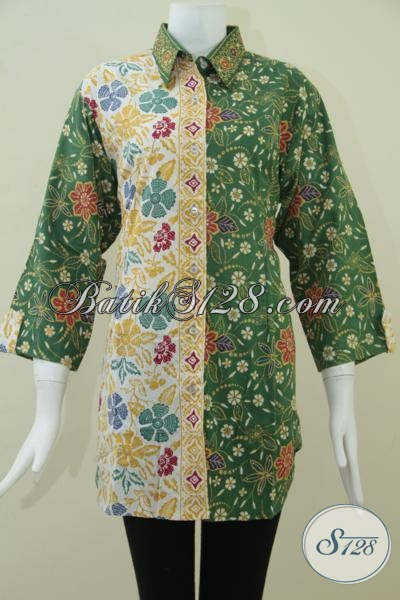 Toko Online Batik Wanita Berukuran Jumbo Baju Batik