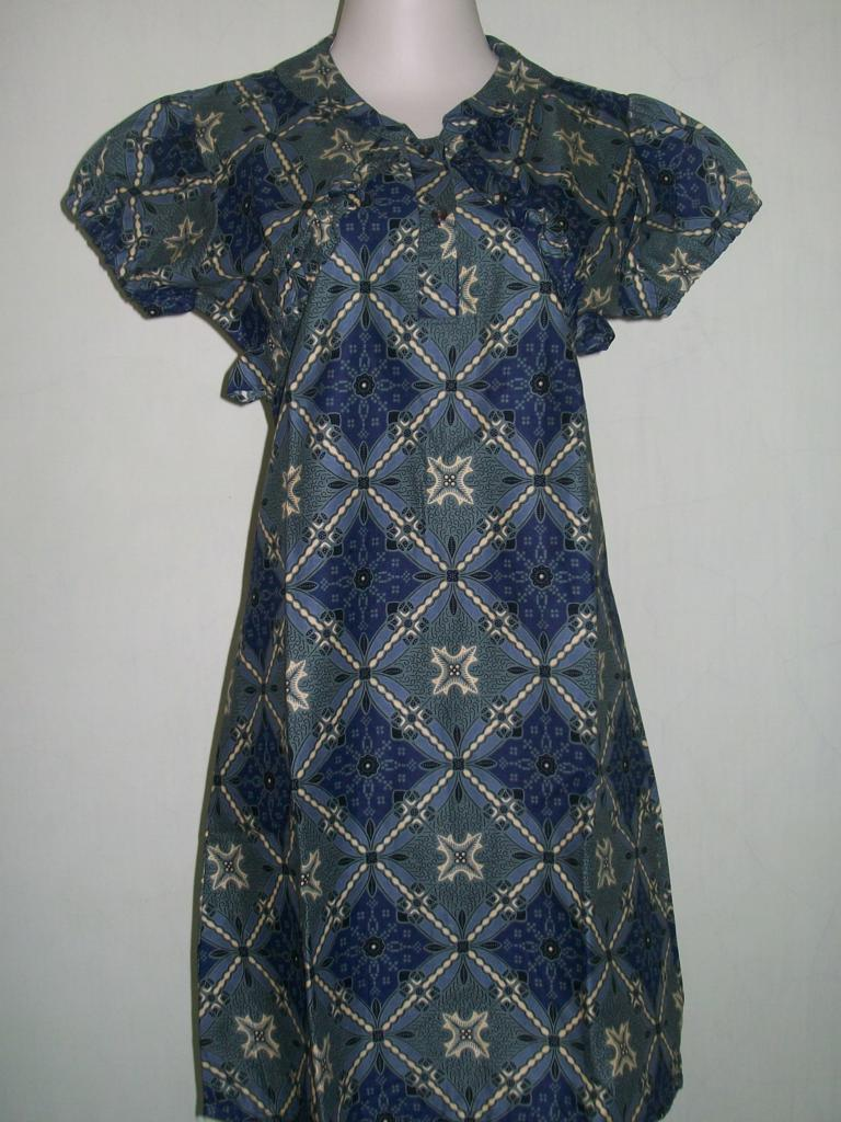 Butik Busana Batik Online Sedia Pakaian Batik Model Terbaru Untuk