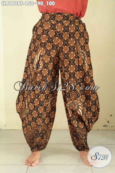 Model Celana Batik Gaul Dan Keren Produk Busana Batik Wanita