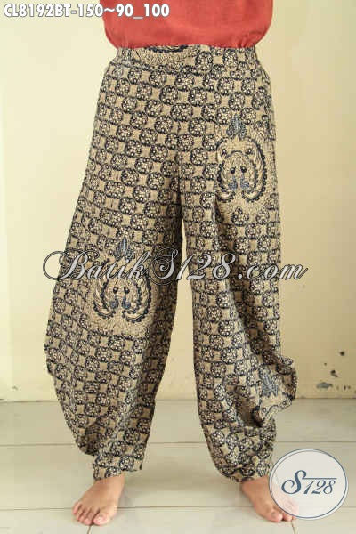 Model Celana Batik Kulot Istimewa Hadir Dengan Motif Klasik