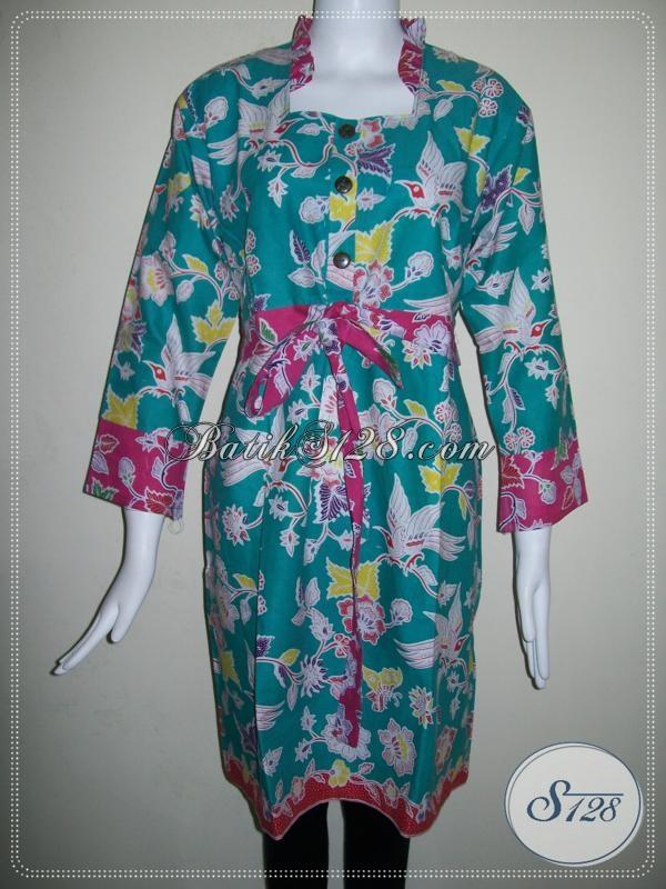 Dress Selutut Untuk Wanita Yang Suka Warna Tosca Dr027p Baju