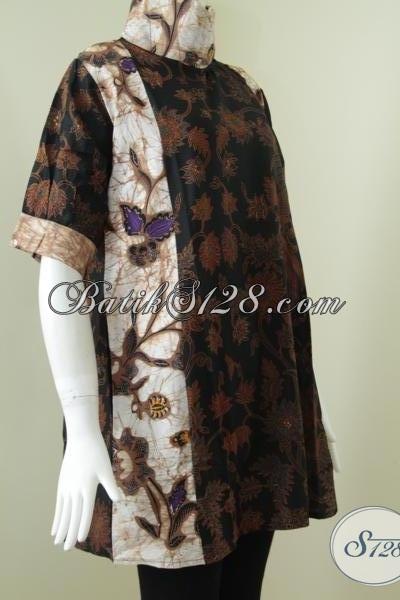 Dress BAtik Wanita Krah Shanghai Tinggi 0a69bcef5b