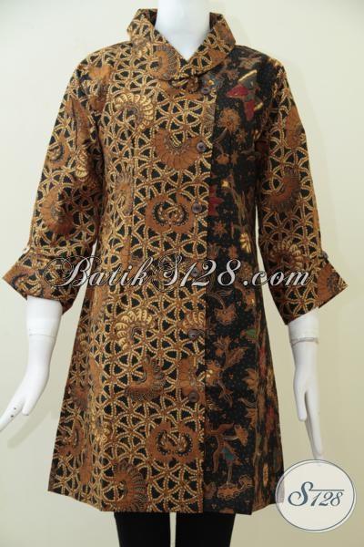 Blouse Batik Resmi 114