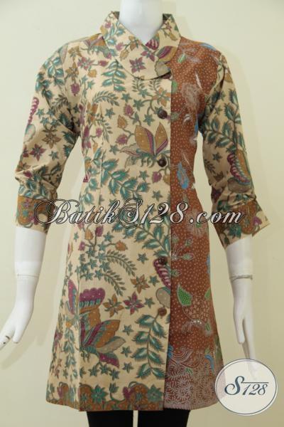 Dress Cantik Dan Keren Asli Produk Solo Jawa Tengah Baju Batik