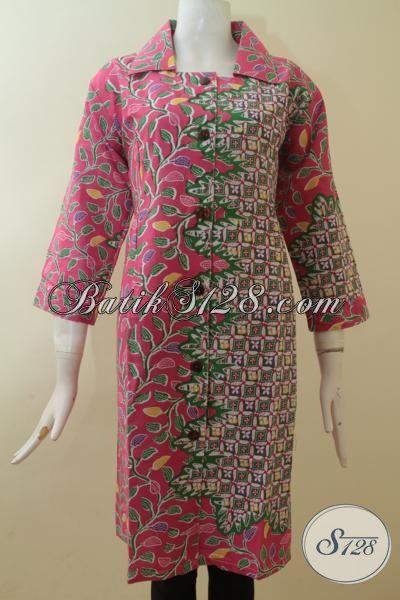 Dress Cantik Wanita Modern, Bahan Katun Bagus Halus, Nyaman Dipakai [DR2886P-XXL]