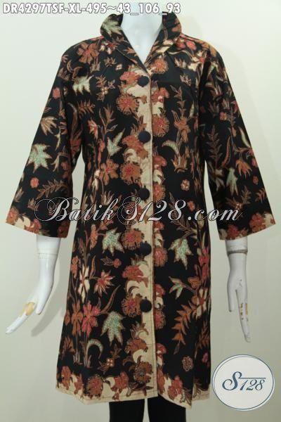Batik Tulis Dress Wanita Terbaru