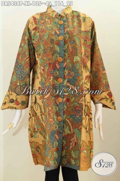 Pakaian Bati Berkelas Untuk Tampil Gaya Dan Elegan Desain Kancing Besar Bahan Halus Hanya 100 Ribuan, Size XL