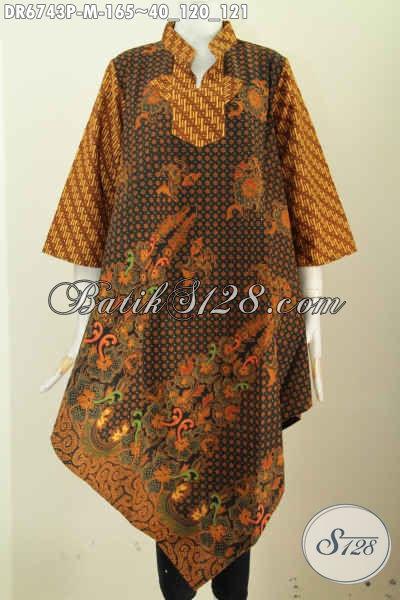 Baju Batik Klasik Busana Batik Solo Istimewa Perempuan UntukKerja