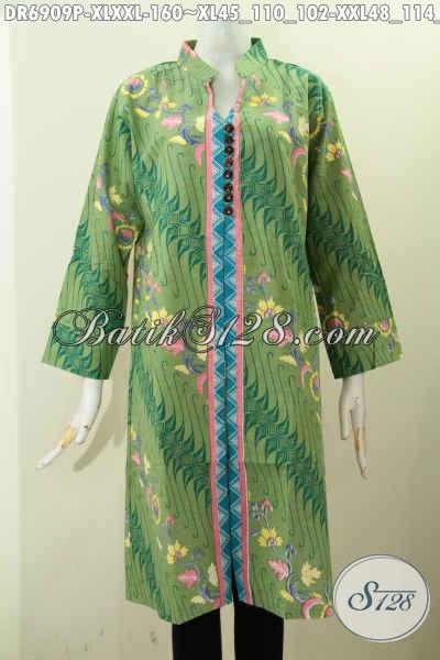 Aneka Pakaian Batik Wanita Karir ee485ca87f