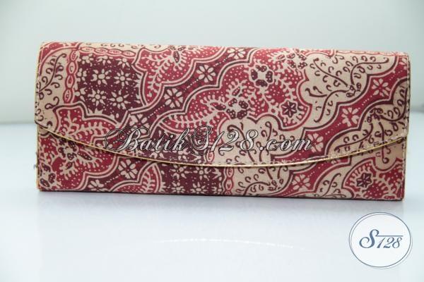 Koleksi Dompet Batik Sutra Model Terbaru [DS0017B]