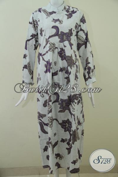 Baju Gamis Batik Terbaru Motif Modern Kualitas Bagus