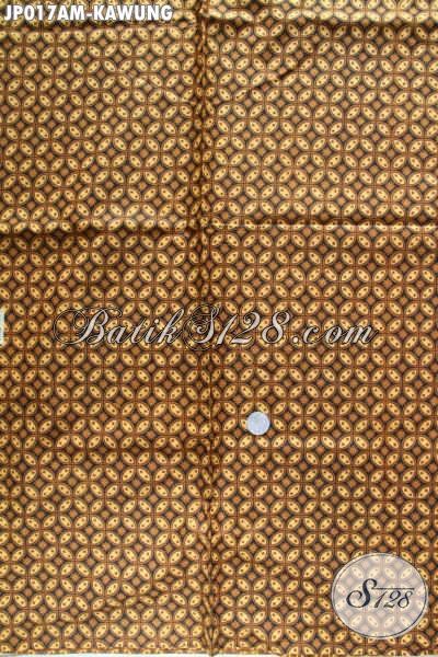 Harga kain batik kawung murah
