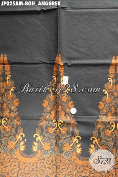 Bahan batik klasik untuk blus, dress dan kemeja pria