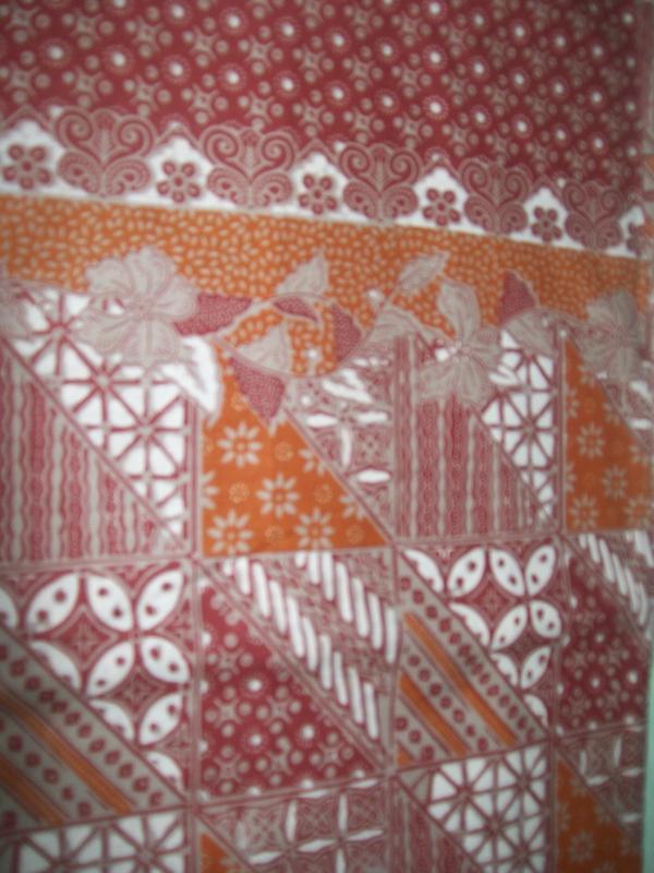 Kain Batik Halus Cocok Untuk Blus Pendek dan Lengan Panjang [K028]
