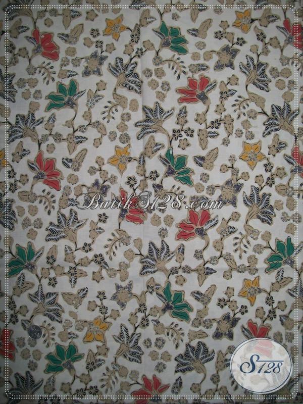 Bahan Batik Semi Tulis Elegan,Kain Batik Motif Modern,Bahan BAtik Trendy Dan Terlaris [K1000BT]