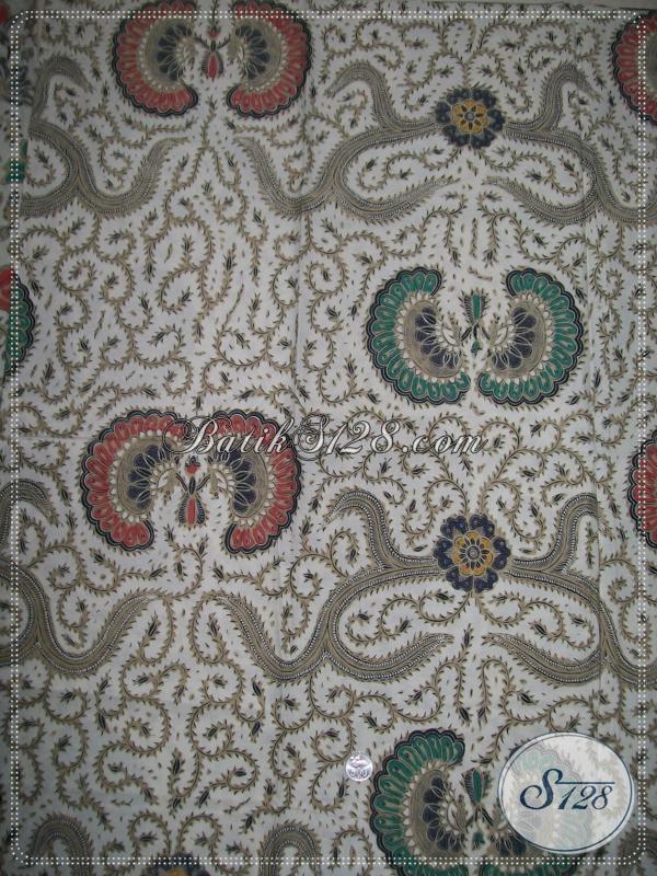 Batik Motif Babon Angrem Yang Banyak Diminati Oleh Para Penggemar Batik Solo [K1001BT]