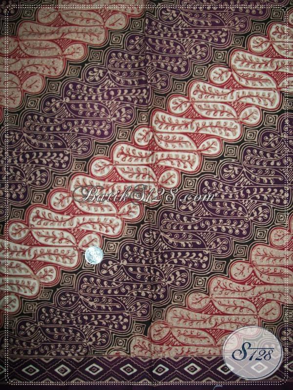 Motif Batik Solo Elegan,Trend Batik Jawa 2013 [K1043CT]
