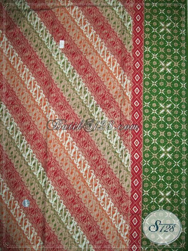 Jual Kain Batik Solo Bagus Harga Murah, Batik Bahan Busana Menyambut Lebaran Tahun Ini