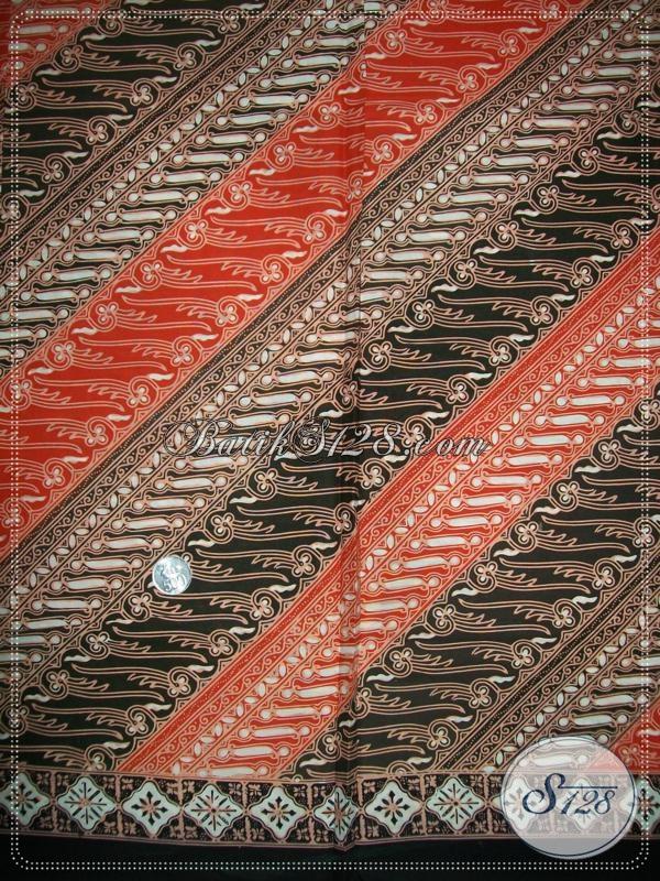 Kain Batik Online Bingkisan Lebaran,Bahan Batik Murah Dan Berkwalitas [K1052CT]