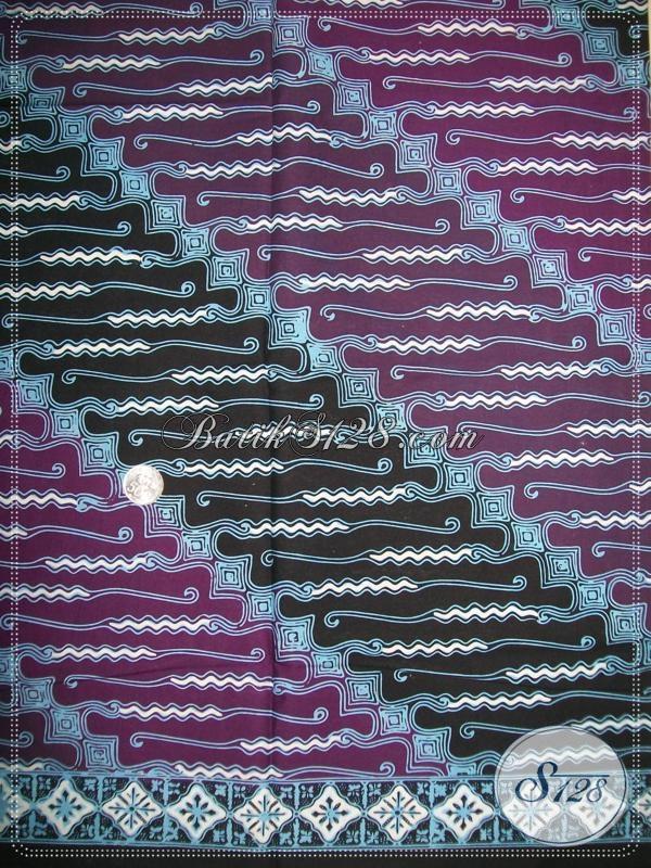 Batik Parang Untuk Baju Batik Pria Executive Muda [K1059CT]