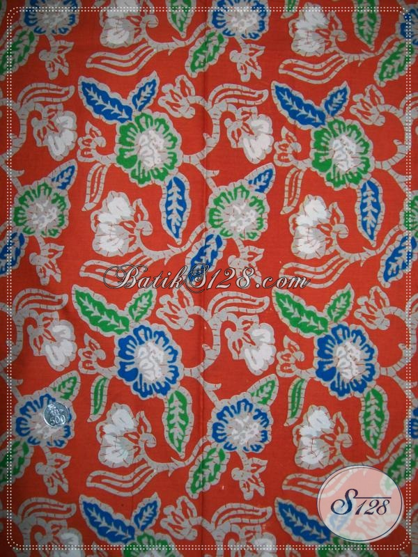 Beli Kain Batik Online Murah Dan Motif Elegan  K1076P  - Toko Batik ... 364882c910