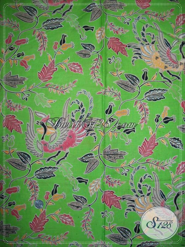 Bahan Batik Untuk Busana Batik Fashionable [K1086P]