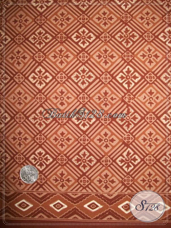 Batik Kain Solo Bahan Busana Motif Terbaru 2015, Kain Batik Mewah Elegan Harga Murah