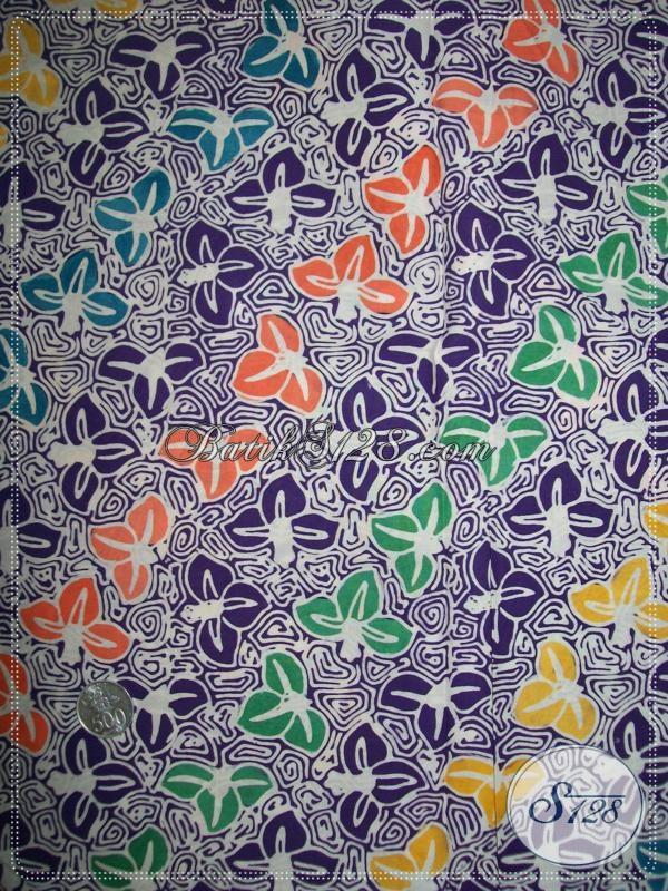 Kain Batik Solo Harga Batik Murah Motif Batik Modern K1122c Toko