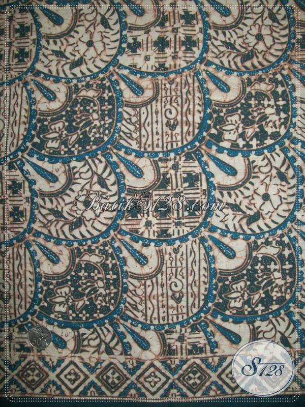 Jual Kain Batik Warna Alam [K1136CA]