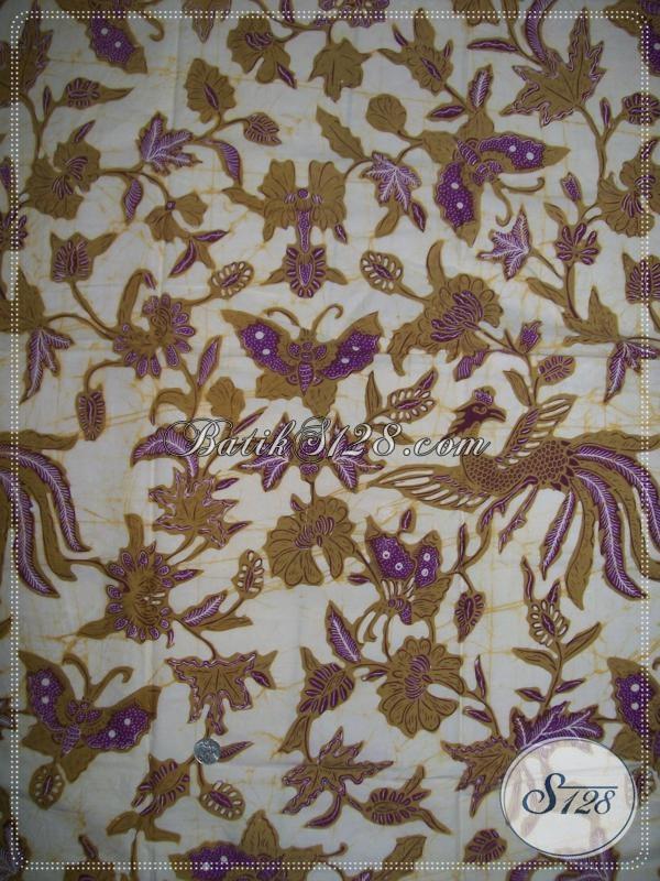 Bahan BAtik Untuk Rok Batik Wanita Masa Kini Dan Modern [K1156BT]