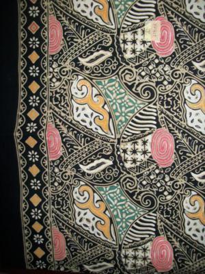 Kain Batik Katun Prima Halus Adem Nyaman Dipakai, Batik Solo Bahan Busana Keren Trendy Harga Terjangkau