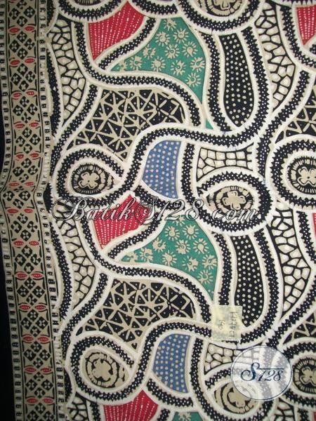 Jual Kain BAtik Handmade Asli Batik Pengrajin Kota Solo [K1275CT]