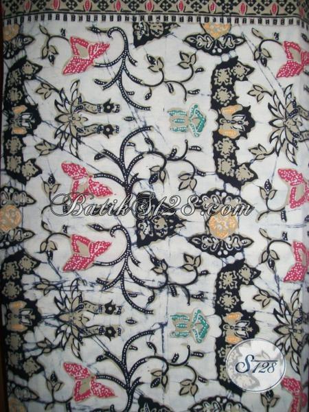 Kain BAtik Motif Wahyu Temurun,Batik Wahyu Temurun Yang Modern [K1280CT]