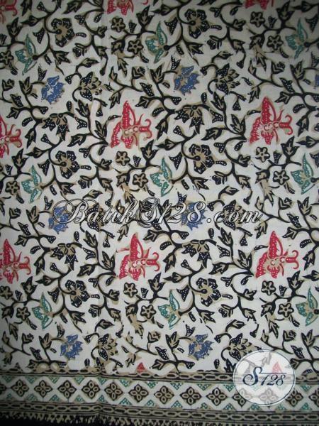Batik Kain Sarimbit Asli Buatan Solo Jawa Tengah, Batik Bahan Busana Motif Klasik Modern Unik Dan Fashionable