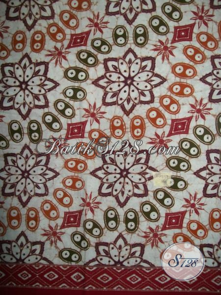 Kain Batik Solo Motif Terbaru, Batik Bahan Busana Kerja Laki-Laki Dan Wanita Modern Harga Terjangkau