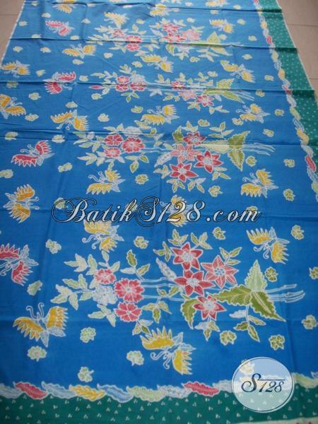 Kain Batik Tulis Motif Klasik Modern Khas Solo, Batik Premium Bahan Busana Resmi Pesta Dan Santai